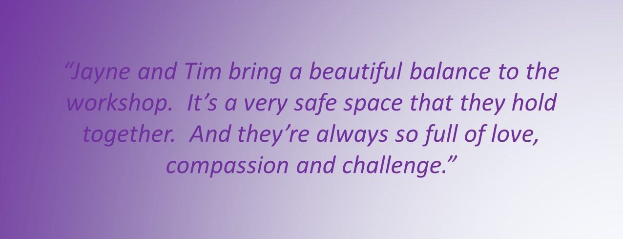 Rotating quote - Opening to Intimacy link